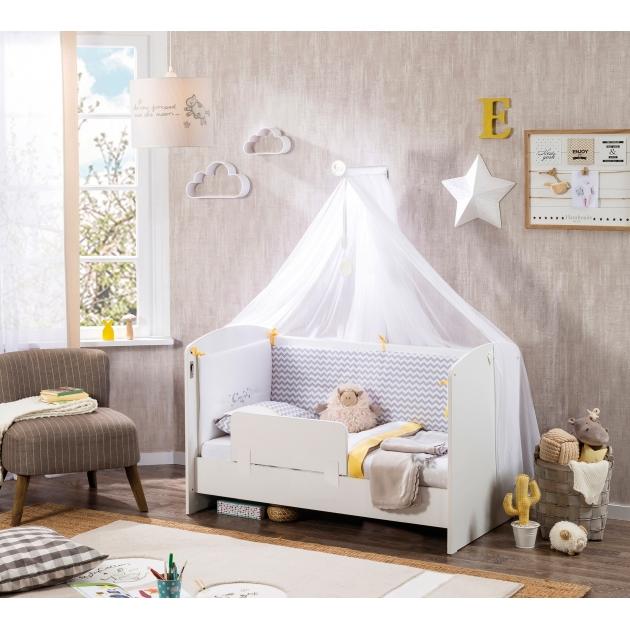 Бортик Cilek Mini Baby white