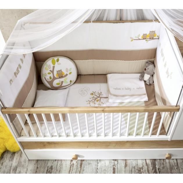Набор постельного белья Cilek Natura Baby