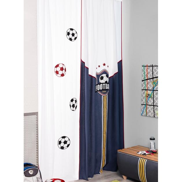 Детская занавеска Cilek Goal 145 на 260 см