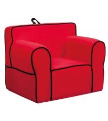 Детский пуфик стул Cilek Comfort красный