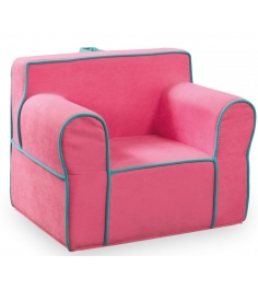 Детский пуфик Cilek Comfort розовый