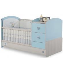 Кроватка трансформер Cilek Baby Boy