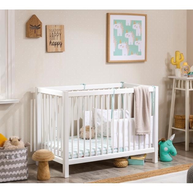 Кровать Cilek Mini Baby white