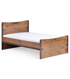 Детская кровать Cilek Black Pirate