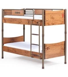 Двухъярусная кровать Cilek Pirate