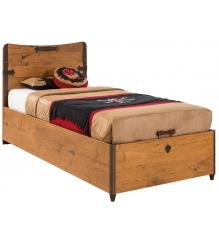 Кровать с подъемным механизмом Cilek Pirate 90 на 190 см...