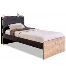 Кровать Cilek Black 200 на 100