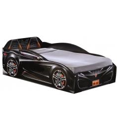Кровать машина Cilek spyder car black