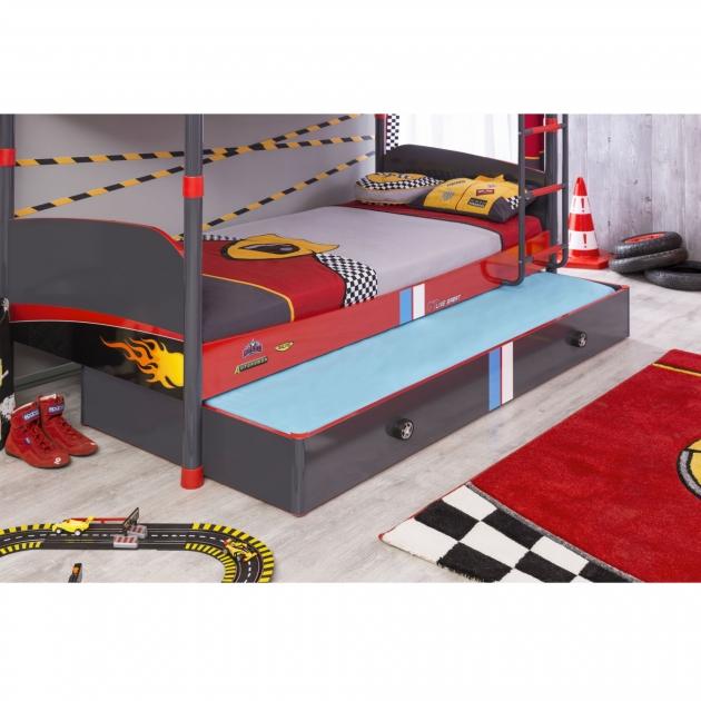 Выдвижное спальное место Cilek Champion Racer 190 на 90 см