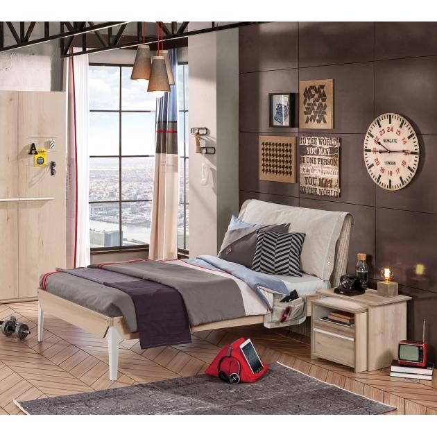 Кровать Cilek Duo 200 на 100