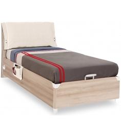 Кровать с подъемным механизмом Cilek Duo 200 на 100