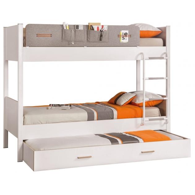 Двухъярусная кровать Cilek Dynamic 190 на 100 см