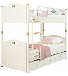 Двухъярусная кровать Cilek Flora