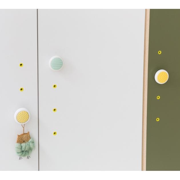 Шкаф трехдверный Cilek Montes