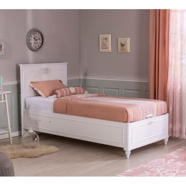 Кровать Cilek Romantica с подъемным механизмом 120 на 200 см