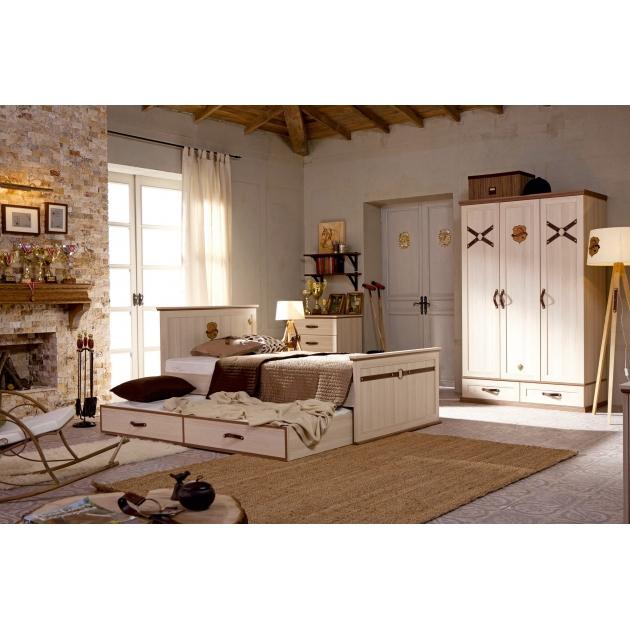 Выдвижное спальное место Cilek Royal 190 на 90 см