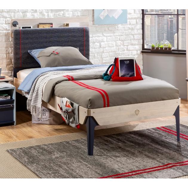 Кровать Line Cilek Trio 200 на 100 см