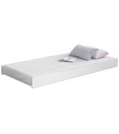 Выдвижное кровать для софы Cilek White 200 на 90