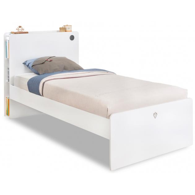 Кровать Cilek White 200 на 100 см
