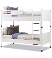 Двухъярусная кровать Cilek White