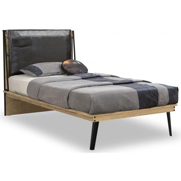 Кровать Cilek Wood Metal Line 120х200